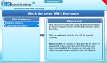 Load image into Gallery viewer, Work Smarter With Evernote - eBSI Export Academy