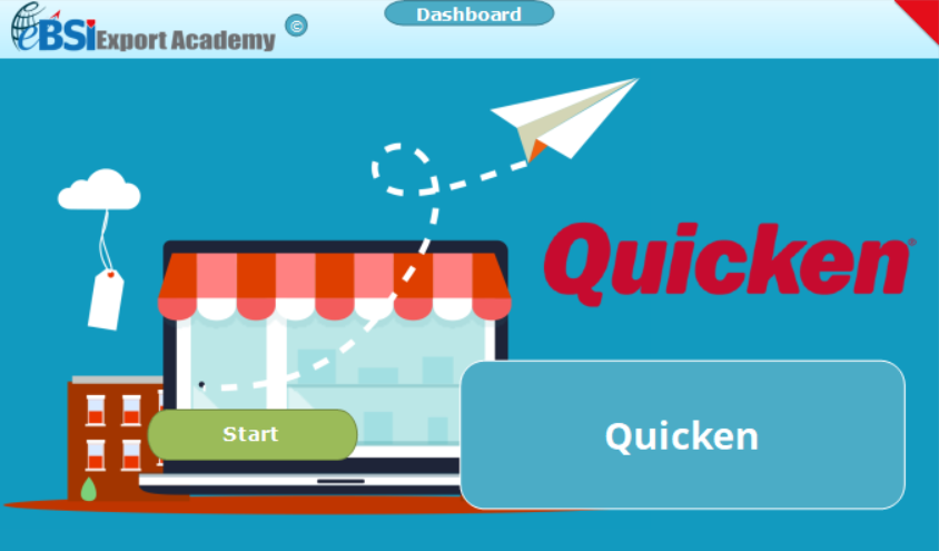 Bookkeeping with Quicken - eBSI Export Academy