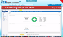 Load image into Gallery viewer, Bookkeeping with Quicken - eBSI Export Academy
