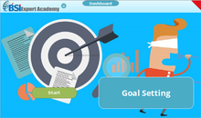 Load image into Gallery viewer, Goal Setting - eBSI Export Academy