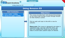 Load image into Gallery viewer, Using Amazon S3 - eBSI Export Academy