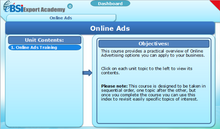Load image into Gallery viewer, Online Ads Essentials - eBSI Export Academy