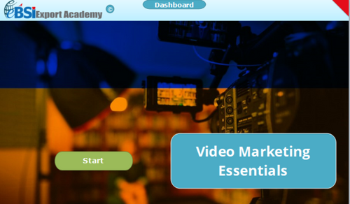Video Marketing Essentials - eBSI Export Academy