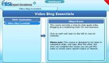 Load image into Gallery viewer, Video Blog Essentials - eBSI Export Academy