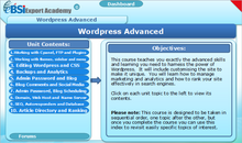 Load image into Gallery viewer, Wordpress Advanced - eBSI Export Academy