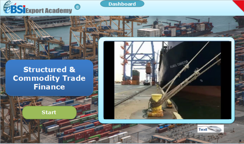 Structured Commodity Trade Finance - eBSI Export Academy