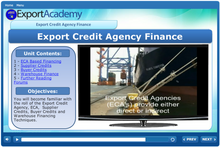 Load image into Gallery viewer, Export Credit Agency Finance