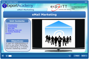 eMail Marketing - eBSI Export Academy