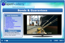 Load image into Gallery viewer, Bonds & Guarantees - eBSI Export Academy