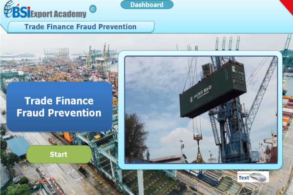 Trade Finance Fraud Prevention