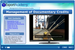 Letters of Credit Advanced - eBSI Export Academy