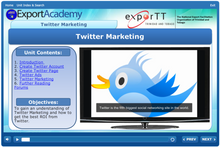 Load image into Gallery viewer, Twitter Marketing - eBSI Export Academy