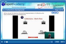 Load image into Gallery viewer, Export and Import Collections - eBSI Export Academy