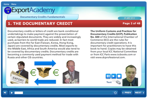 Documentary Credits Fundamentals
