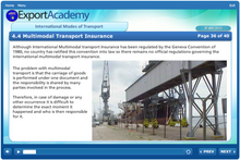 Load image into Gallery viewer, International Modes of Transport - eBSI Export Academy
