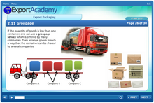 Load image into Gallery viewer, Export Packaging - eBSI Export Academy