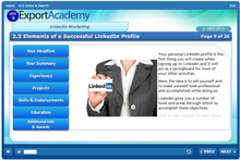 Load image into Gallery viewer, LinkedIn Marketing - eBSI Export Academy
