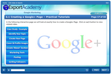 Load image into Gallery viewer, Google Marketing - eBSI Export Academy