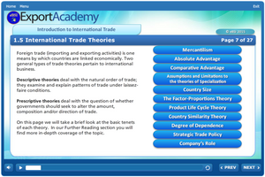 TCP Trade & Customs Practice - eBSI Export Academy