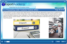 Load image into Gallery viewer, Importing into the EU - eBSI Export Academy