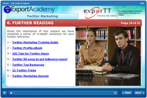 Twitter Marketing - eBSI Export Academy
