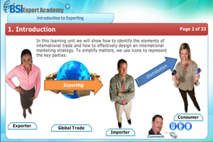 IITE - Introduction to International Trade & eBusiness