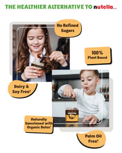 Load image into Gallery viewer, Shocolat Hazelnut & Peanut Butter Chocolate Spread MIXED 2-Pack 16 Oz Total