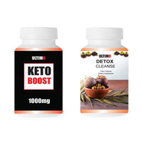KETO Boost and Cleanse Combo