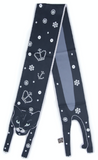 JamieRocks & Co Designer Animal Scarf