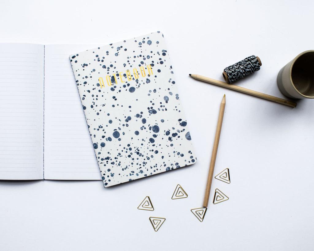 Artist Edition Nº 2 Lined Notebook