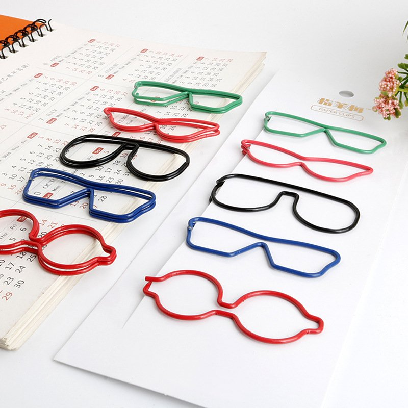 Cool Specs Paper Clips