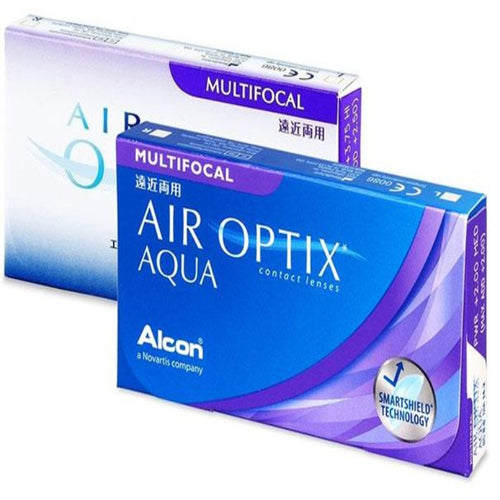 Air Optix Aqua multifocal (- linssit) - Optikko Ukkonen