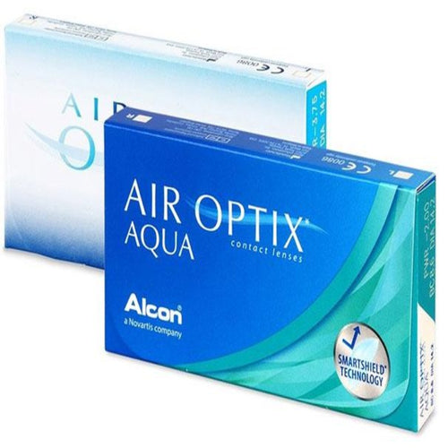 Air Optix Aqua 6kpl - Optikko Ukkonen