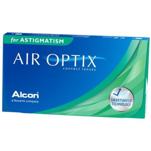 Air Optix for astigmatism 6kpl (+ linssit) - Optikko Ukkonen