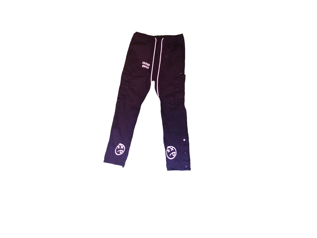 "Urban Genius ""Dead Face"" Cargo Pants"