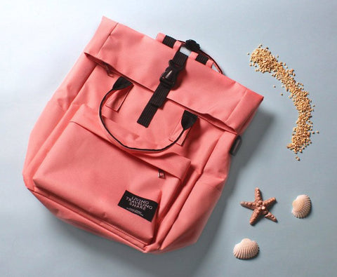 Phium Backpack in Pink