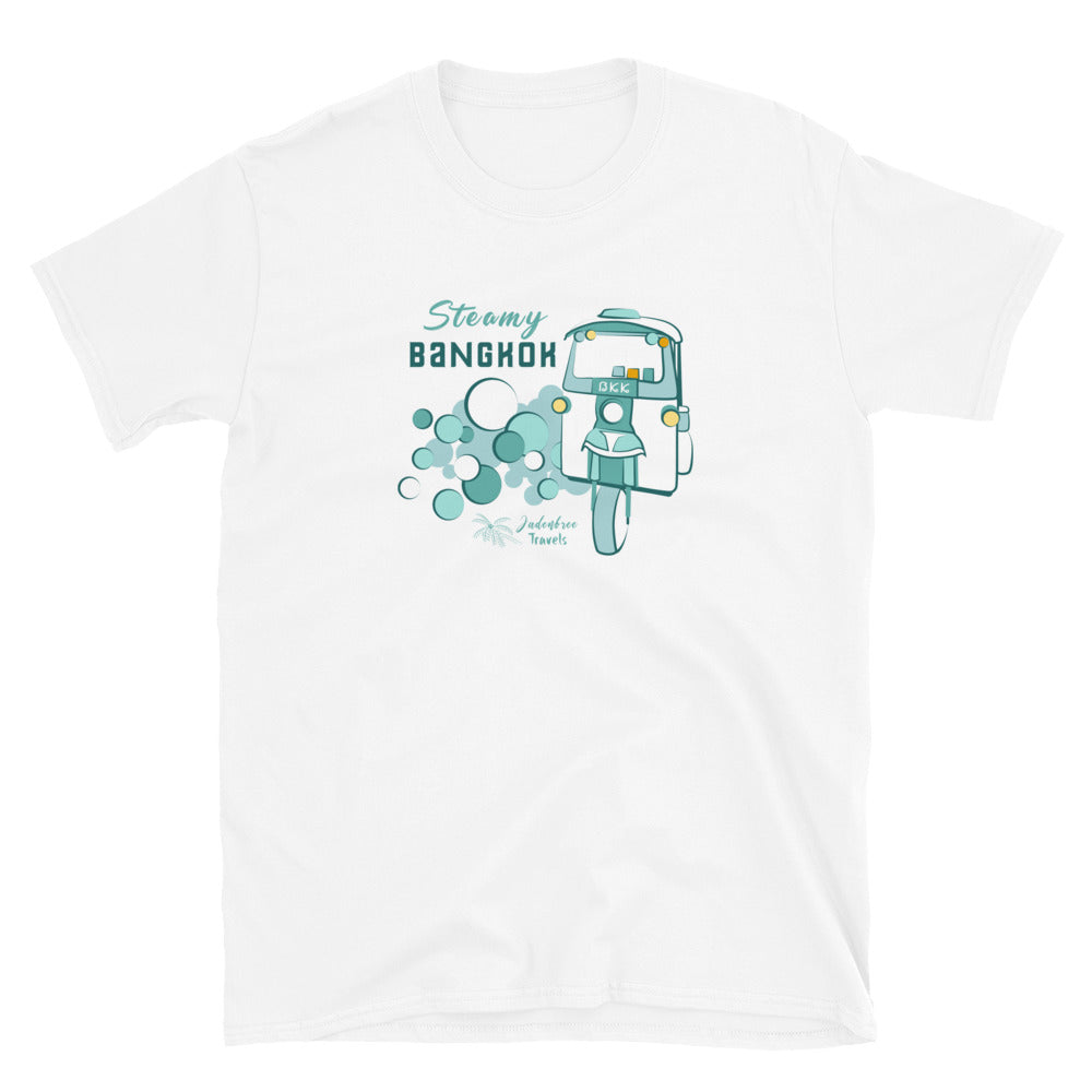 Steamy Bangkok Short-Sleeve Unisex T-Shirt
