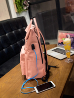 Phium USB Charging Laptop Backpack
