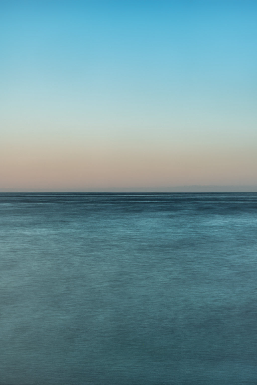 Michael Stahlschmidt • SEASCAPES - SOFT SUNRISE II