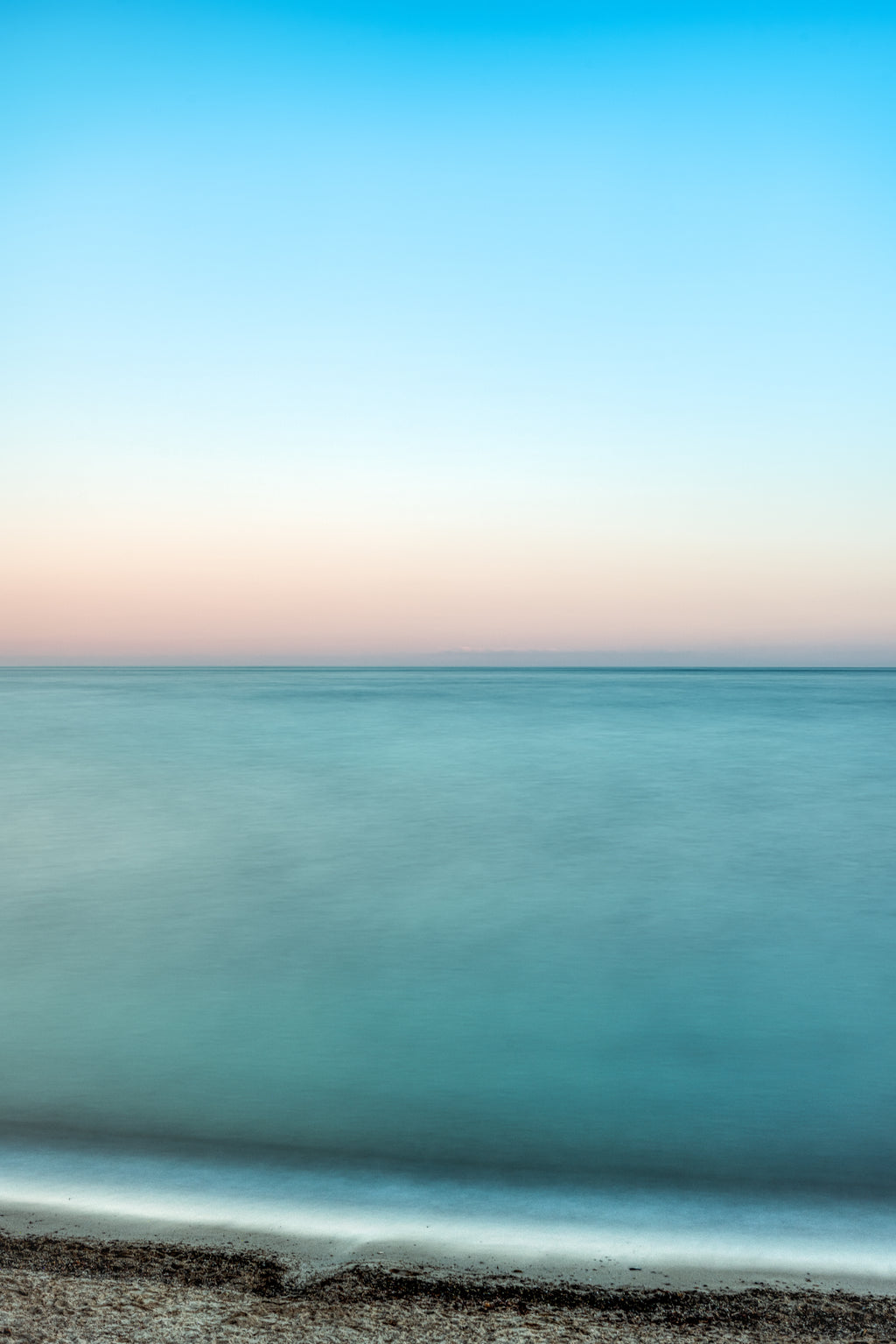 Michael Stahlschmidt • SEASCAPES - SOFT SUNRISE III