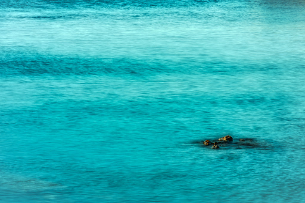 Michael Stahlschmidt • SEASCAPES - TURQUOISE DREAM I