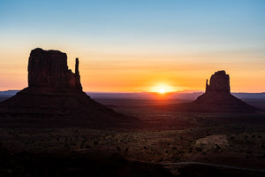 Alex Preyer • MONUMENT VALLEY I
