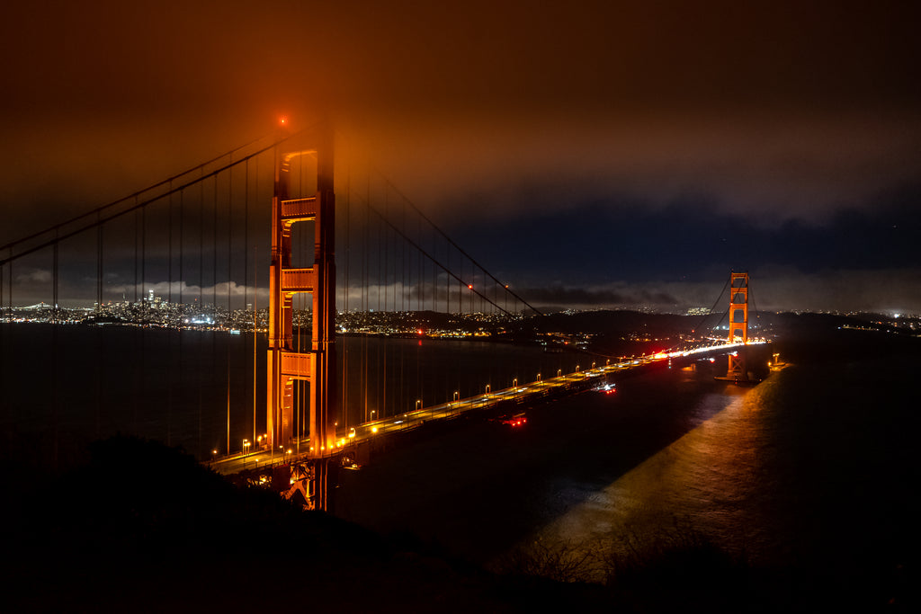 Alex Preyer • GOLDEN GATE BRIDGE