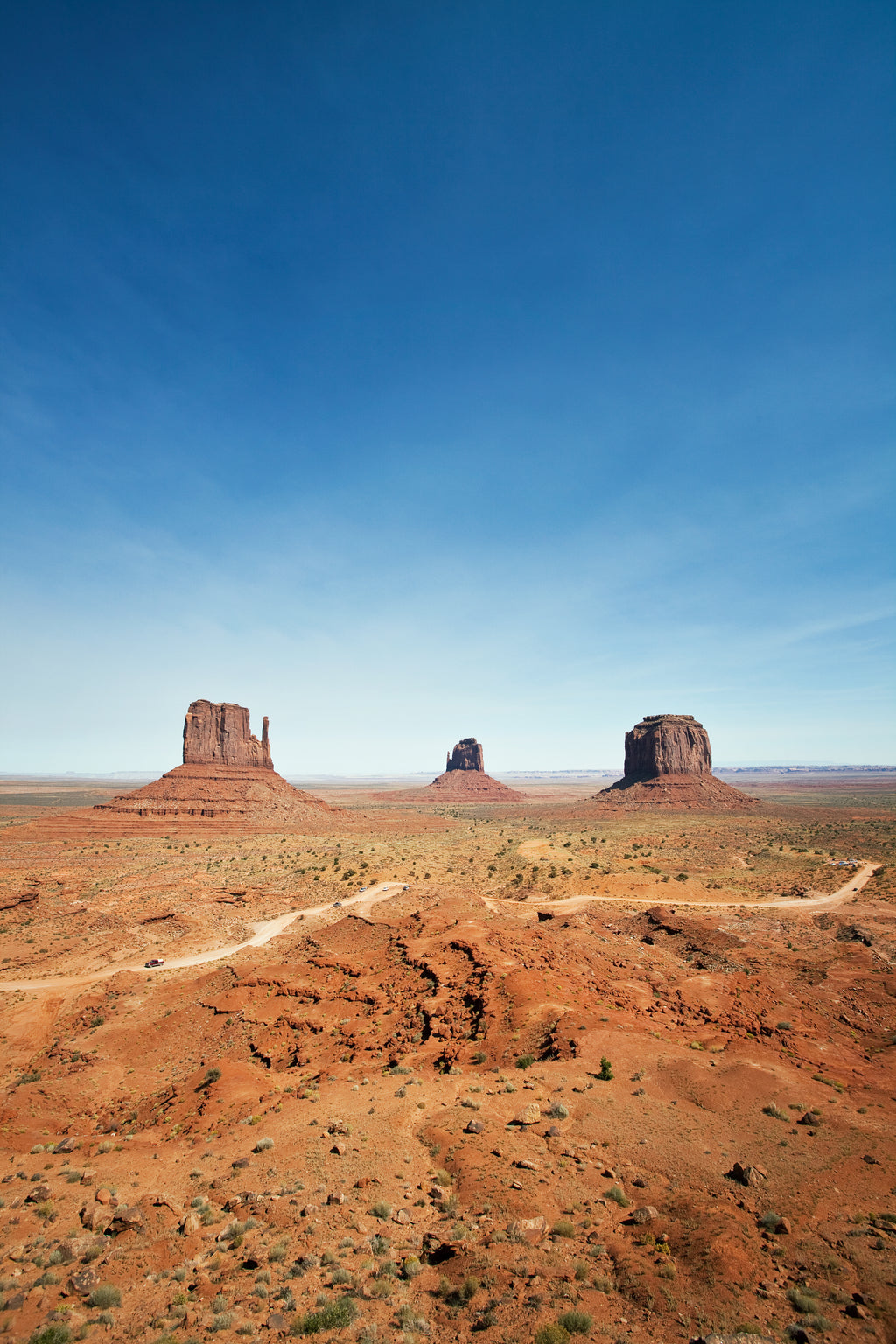 Hergen Schimpf • MONUMENT VALLEY II
