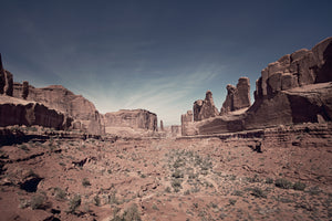 Hergen Schimpf • MONUMENT VALLEY III