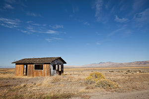 Hergen Schimpf • NEVADA OLD HOUSE