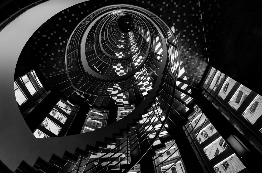 Martin Wacker • STAIRS TO SUSPENSE