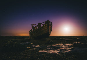Philip Bloom • DUNGENESS FISH BOAT