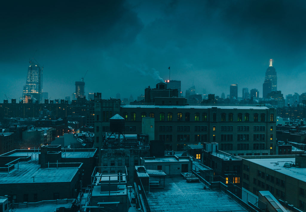 Philip Bloom • NEW YORK BEFORE SUNRISE