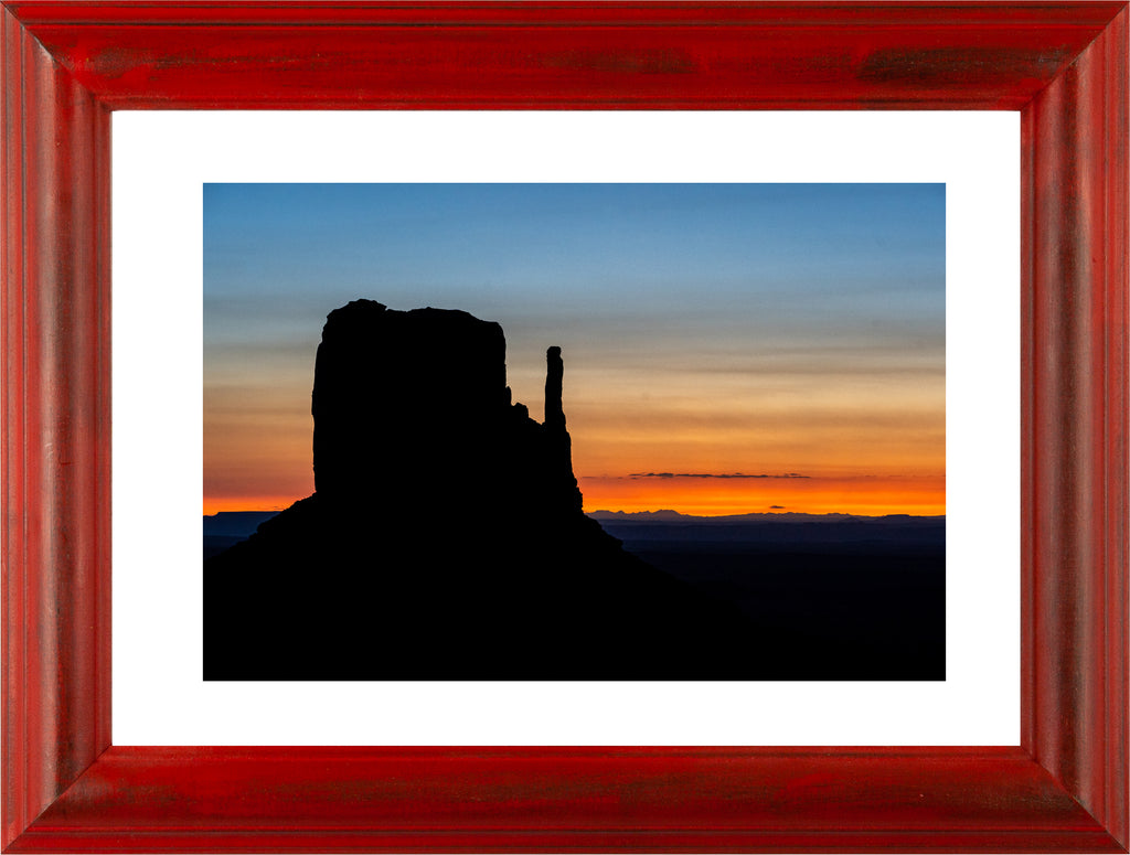 Color Pop Rahmen • Alex Preyer • MONUMENT VALLEY